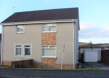 Thumbnail 2 bed semi-detached house for sale in Garden Square Walk, Airdrie, North Lanarkshire