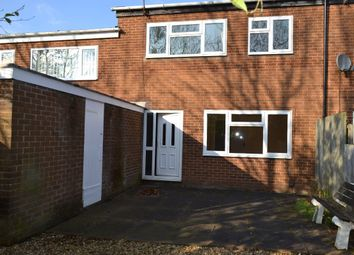 Thumbnail 3 bed terraced house to rent in Burnside, Brookside, Telford