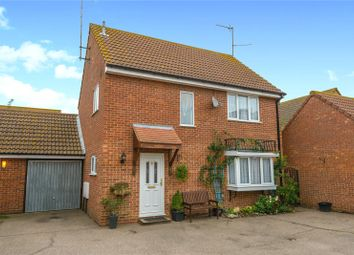Thumbnail 3 bed detached house for sale in North Street, Great Wakering, Essex