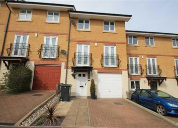 Thumbnail 4 bed terraced house for sale in Etchingham Drive, St Leonards-On-Sea, East Sussex