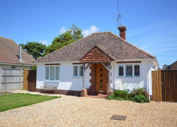 Thumbnail 4 bed detached bungalow to rent in Lion Road, Rose Green, Bognor Regis