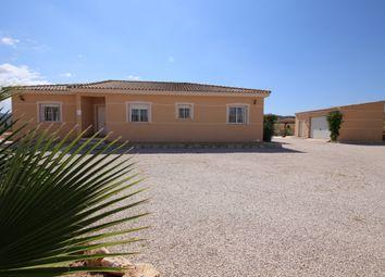 Thumbnail 3 bed villa for sale in Hvhc-Adh4Hf, Hondón De Los Frailes, Alicante, Valencia, Spain