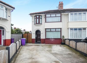 4 bed semi-detached house for sale in Larchdale Grove, Walton, Liverpool L9