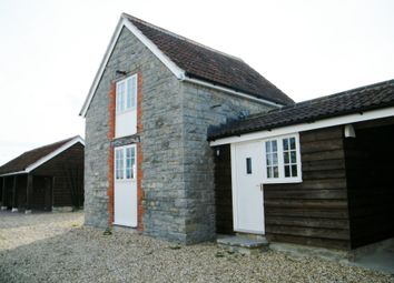 Thumbnail 1 bedroom barn conversion to rent in Lower Street Curry Mallet, Taunton