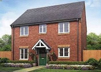 Thumbnail 4 bed detached house for sale in The Kelso, Eastrea Road, Peterborough