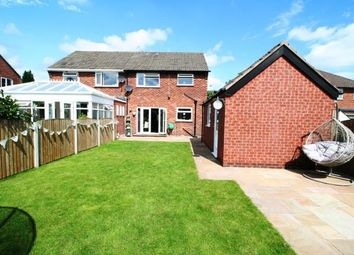 Thumbnail 3 bed semi-detached house for sale in Finney Lane, Heald Green, Cheshire