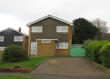 Thumbnail 4 bed detached house for sale in Roslyn Way, Houghton Regis, Dunstable