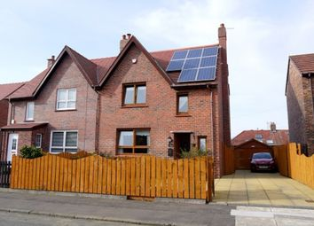 Thumbnail 3 bed semi-detached house for sale in Dalmilling Road, Ayr