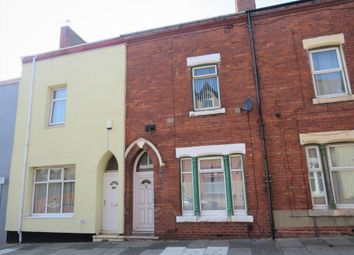 Thumbnail 4 bed terraced house for sale in Kilwick Street, Hartlepool