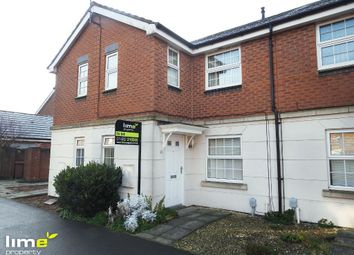Thumbnail 2 bed terraced house to rent in Stubbs Close, Brough, East Yorkshire