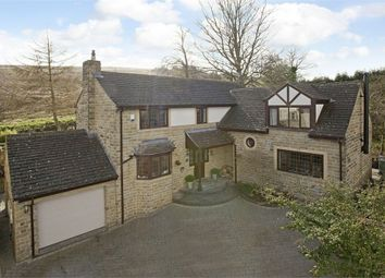 Thumbnail 5 bed detached house for sale in 17 Westwood Rise, Ilkley, West Yorkshire