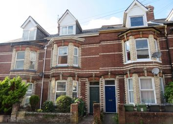 Thumbnail 6 bed terraced house to rent in Raleigh Road, St. Leonards, Exeter