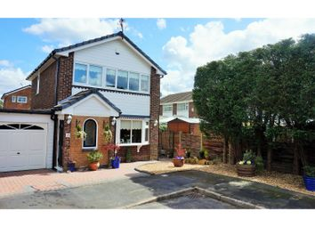 Thumbnail 3 bed link-detached house for sale in Brookthorn Close, Stockport