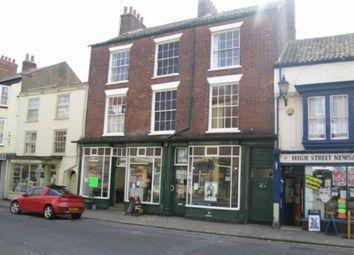 Thumbnail Retail premises for sale in High Street, Bridlington, E Yorkshire
