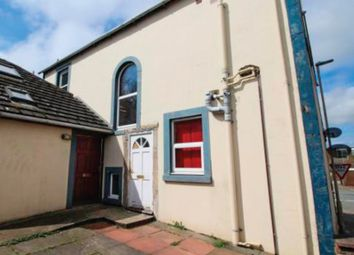 Thumbnail 2 bed flat for sale in Hill House, Station Road, Aspatria, Wigton