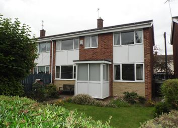 Thumbnail 3 bed semi-detached house for sale in Trafalgar Way, Carcroft, Doncaster