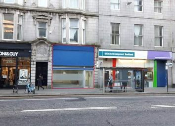 Thumbnail Retail premises to let in Trinity Centre, Union Street, Aberdeen