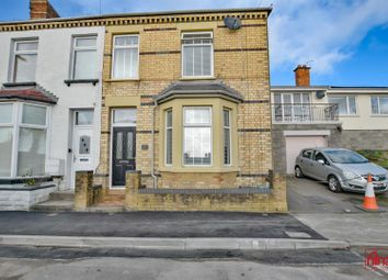 3 bed end terrace house for sale in Aberystwyth Crescent, Barry CF62