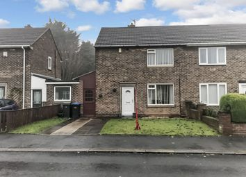 Thumbnail 2 bed semi-detached house for sale in Kidd Avenue, Sherburn Village, Durham
