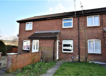 Thumbnail 2 bedroom terraced house for sale in Carew Close, Barry
