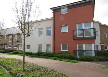 Thumbnail 2 bedroom flat for sale in Pond Gate, Redhouse Park, Milton Keynes