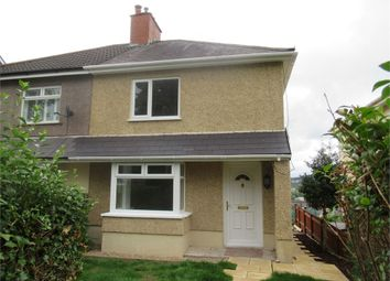 Thumbnail 3 bedroom semi-detached house for sale in Bryn Road, Neath, West Glamorgan