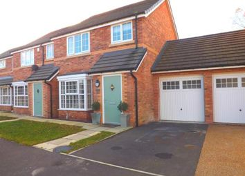 Thumbnail 3 bed semi-detached house for sale in Ford Farm Close, Warrington, Cheshire