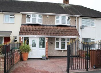 Thumbnail 3 bed terraced house for sale in Bransdale Road, Clifton, Nottingham, Nottinghamshire