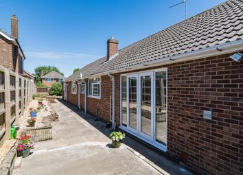 Thumbnail 4 bed detached bungalow for sale in Noel Avenue, Oakham