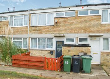 Thumbnail 3 bed terraced house for sale in Lincoln Way, Thetford