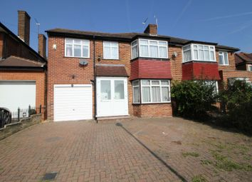 3 bed semi-detached house to rent in Edgwarebury Lane, Edgware HA8