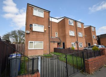 Thumbnail 4 bedroom terraced house for sale in Langport Avenue, Manchester