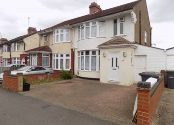 Thumbnail 4 bed semi-detached house to rent in Biscot Road, Luton, Bedfordshire