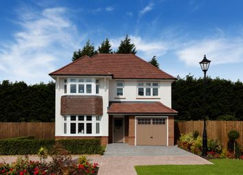 Thumbnail 4 bedroom detached house for sale in Off Penrhos Road, Bangor, Gwynedd