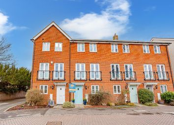 Greystones, Willesborough, Ashford, Kent TN24. 3 bed terraced house for sale