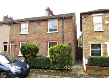 Thumbnail 2 bed semi-detached house for sale in Gurney Road, Carshalton