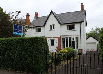Thumbnail 3 bedroom detached house for sale in Wandsworth Road, Belmont, Belfast