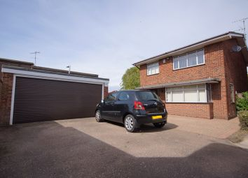 Thumbnail 4 bed detached house for sale in Raphael Drive, Shoeburyness, Southend-On-Sea