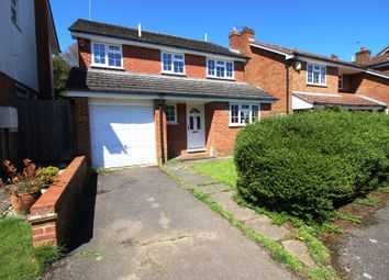 4 bed detached house for sale in Ash Tree Close, West Kingsdown TN15