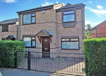 Thumbnail 4 bed detached house for sale in Vulcan Close, Basford, Nottingham