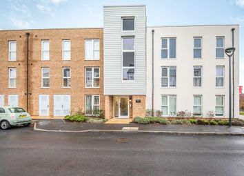 Thumbnail 1 bed flat for sale in Hawker Drive, Addlestone