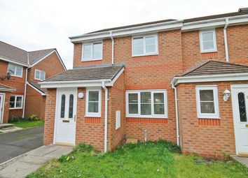 Thumbnail 3 bed end terrace house for sale in Deal Close, Warrington