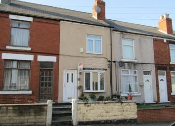 Thumbnail 2 bed terraced house to rent in Williamthorpe Close, North Wingfield