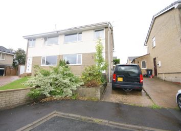 Thumbnail 3 bed semi-detached house to rent in Linden Close, Clifton, Brighouse