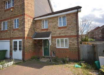 Thumbnail 3 bedroom terraced house for sale in Redbourne Drive, Known As 90 Redbourne Drive, London