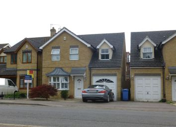 Thumbnail 4 bed detached house for sale in Merton Road, Ambrosden, Bicester