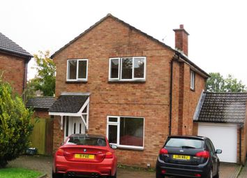 Thumbnail 4 bed detached house for sale in Grimson Close, Sully, Penarth