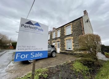 Thumbnail 3 bed semi-detached house for sale in Tyllwyd Road, Neath