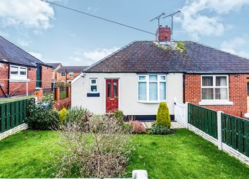 Thumbnail 1 bed bungalow for sale in Harvey Road, Chapeltown, Sheffield