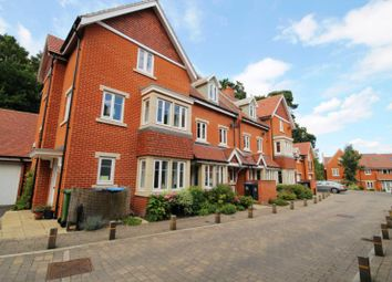 Thumbnail 4 bed terraced house to rent in Convent Close, Woking